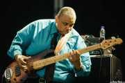 "Rodney ""Skeet"" Curtis, bajista de Maceo Parker, Bilbao BBK Live, Bilbao. 2007"