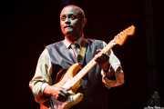 Bruno Speight, guitarrista de Maceo Parker, Bilbao BBK Live, Bilbao. 2007