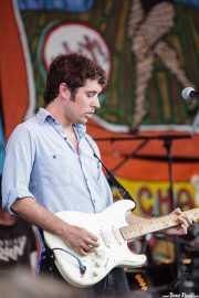 Ian Saint Pé Brown, guitarrista y cantante de The Black Lips