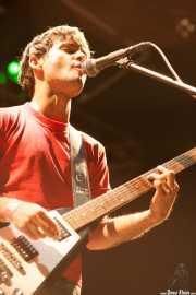 Sergio Ceballos, cantante y  guitarrista DE RIP KC (Grande Rock Festival, Jaraiz de la Vera, 2007)