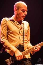 Antonio Arias, cantante y guitarrista de Lagartija Nick (Kafe Antzokia, Bilbao, 2007)