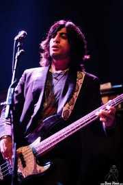 Matias Eisen, bajista de Rubia, Kafe Antzokia, Bilbao. 2007