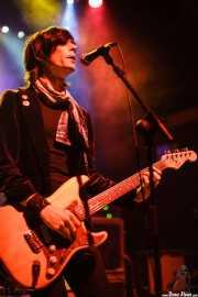 Martín Guevara, guitarrista y cantante de Cápsula