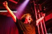 Roy Loney, cantante yguitarrista de Roy Loney & Señor No (Sala 360 Aretoa, Arrasate-Mondragón, 2007)