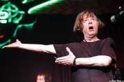 Guantxe -batería- y Roy Loney -voz y guitarra- de Roy Loney & Señor No (Sala 360 Aretoa, Arrasate-Mondragón, 2007)