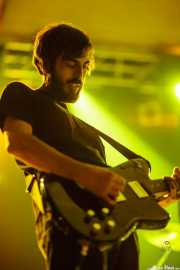 Mark Smith, guitarrista de Explosions in the Sky (Santana 27, Bilbao, 2007)