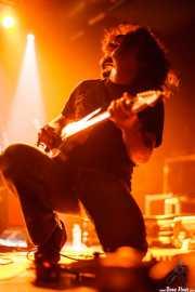Munaf Rayani, guitarrista de Explosions in the Sky (Santana 27, Bilbao, 2007)