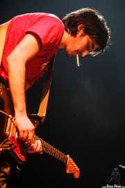 Borja Iglesias, guitarrista de Anari (Kafe Antzokia, Bilbao, 2007)