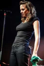 Leonor Watling, cantante de Marlango, Santana 27, Bilbao. 2007