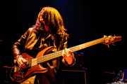 Miguel Comas, guitarrista, bajista y samplers de Mamba Beat, Bilborock, Bilbao. 2008