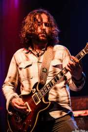 Daniel Triñanes, guitarrista de The Soulbreaker Company (Kafe Antzokia, Bilbao, 2008)