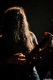 Asier Fernández, guitarrista de The Soulbreaker Company (Kafe Antzokia, Bilbao, 2008)