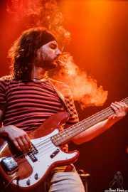 Jose Javier Manzanedo, bajista de The Soulbreaker Company (Kafe Antzokia, Bilbao, 2008)