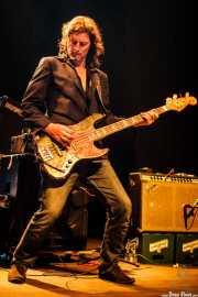 Brian Henry Hooper, bajista de Beasts of Bourbon, Kafe Antzokia, Bilbao. 2008