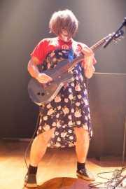Joseba Irazoki, cantante y guitarrista de On Benito (Bilborock, Bilbao, 2008)