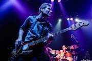 Ken Fox -bajo y voz- y Bill Milhizer -batería- de The Fleshtones (, , 2008)