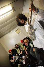 7 Notas 7 Colores (Festival Viña Rock, Villarrobledo, 2008)