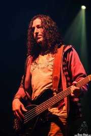 Rafa J. Vegas, bajista de Rosendo, Festival Viña Rock, 2008
