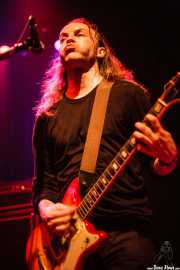 Brent Williams, guitarrista y teclista de The New Christs, Kafe Antzokia, 2008