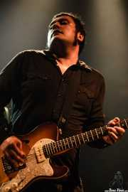 David Hono, cantante y guitarrista de Ya te digo, Kafe Antzokia, Bilbao. 2008