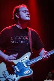 Juanjo Arias, guitarrista de Ya te digo, Kafe Antzokia, Bilbao. 2008