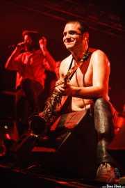 Los Chicos (Noise on Tour Rocks Festival - Santana 27, Bilbao, 2008)