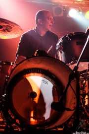 Piña, baterista de Los Chicos (Noise on Tour Rocks Festival - Santana 27, Bilbao, 2008)