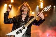 K. K. Downing, guitarrista de Judas Priest, Kobetasonk, Bilbao. 2008