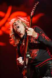 Glenn Tipton, guitarrista de Judas Priest, Kobetasonk, Bilbao. 2008