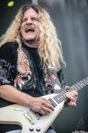 Frank Hannon, guitarrista de Tesla (Kobetasonk, Bilbao, 2008)