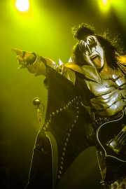 Gene Simmons (The Demon), bajista de Kiss, Kobetasonic. 2008