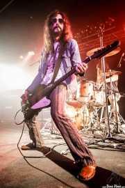 Chechu -bajista- y Unai G. de Kortazar -baterista- de Positiva, Barakaldo. 2008
