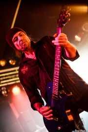 Phil Campbell, guitarrista de Motörhead (Sala Rockstar, Barakaldo, 2008)