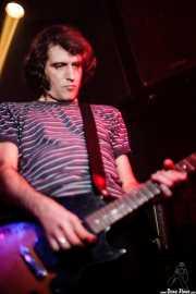 Enric Bosser, guitarrista de The Meows, El Balcón de la Lola, Bilbao. 2008