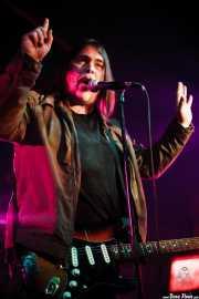 Dave Wyndorf, cantante y guitarrista de Monster Magnet (Sala Rockstar, Barakaldo, 2008)