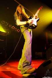 Ed Mundell, guitarrista de Monster Magnet (Sala Rockstar, Barakaldo, 2008)
