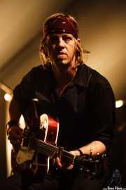 David Eugene Edwards, cantante, guitarrista, mandolinista, bajista y acordeonista de Wovenhand, Kafe Antzokia, Bilbao. 2008