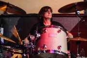 Txema Gure, baterista de Los Rotos, Bilbao. 2008