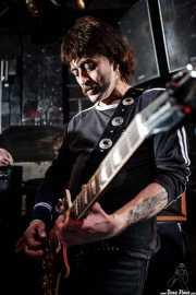 Cocoliso, guitarrista de Los Rotos, Bilbao. 2008
