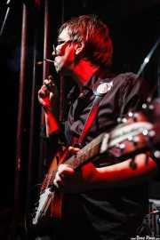 Txano, guitarrista de Los Rotos, Bilbao. 2008