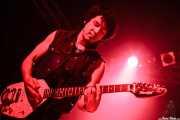 Lenny Svilar, guitarrista de The Fuzztones (Sala Rockstar, Barakaldo, 2009)