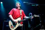 Jake Burns -cantante y guitarrista- y Ali McMordie -bajista- de Stiff Little Fingers, Kafe Antzokia. 2009