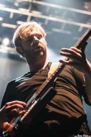 Bob Hardy, bajista de Franz Ferdinand, Pabellón de La Casilla, 2009