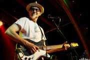 Rick Miller, cantante y guitarrista de Southern Culture on the Skids (Freakland Festival, Ponferrada, 2009)