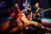 Los Chicos y gusiluz (Freakland Festival, Ponferrada, 2009)