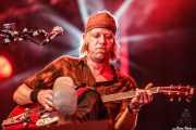 David Eugene Edwards, cantante, guitarrista, mandolinista, bajista y acordeonista de Wovenhand, Azkena Rock Festival, Vitoria-Gasteiz. 2009