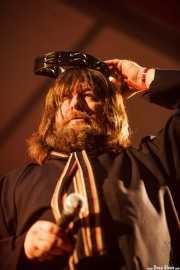 Ebbot Lundberg, cantante de The Soundtrack of Our Lives (Azkena Rock Festival, Vitoria-Gasteiz, 2009)