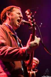 Greg Cartwright, cantante y guitarrista de Reigning Sound, Kafe Antzokia, Bilbao. 2009
