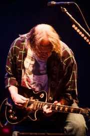 Neil Young, cantante y guitarrista, Velódromo de Anoeta. 2009