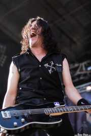 Frank Bello, bajista de Anthrax, Kobetasonk, 2009